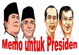 Memo untuk Presiden
